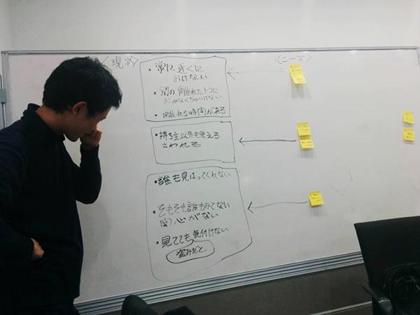 デザイン思考ワークショップ